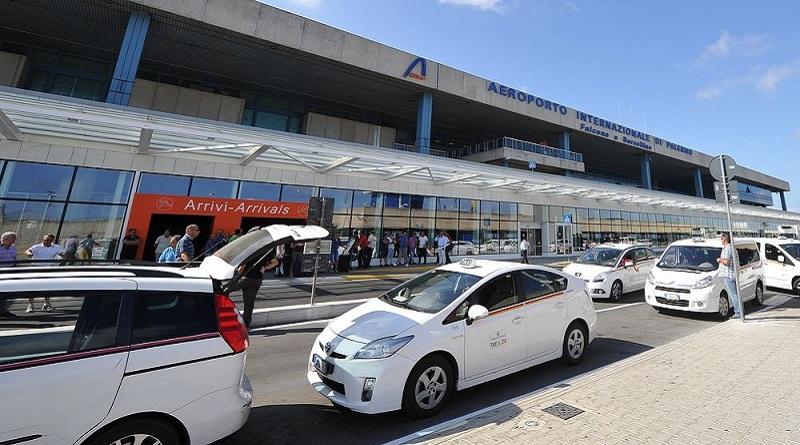 Aeroporto di Palermo nuovo parcheggio