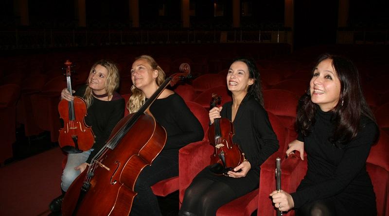 Una domenica mattina diversa a Palermo per San Silvestro, con i due concerti del Kleos Quartetto dell'Orchestra Sinfonica Siciliana al Teatro Politeama