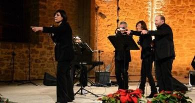 La Fondazione The Brass Group presenta domenica 17 Dicembre, presso il Blue Brass - Ridotto dello Spasimo, i Palermo Spiritual Ensemble