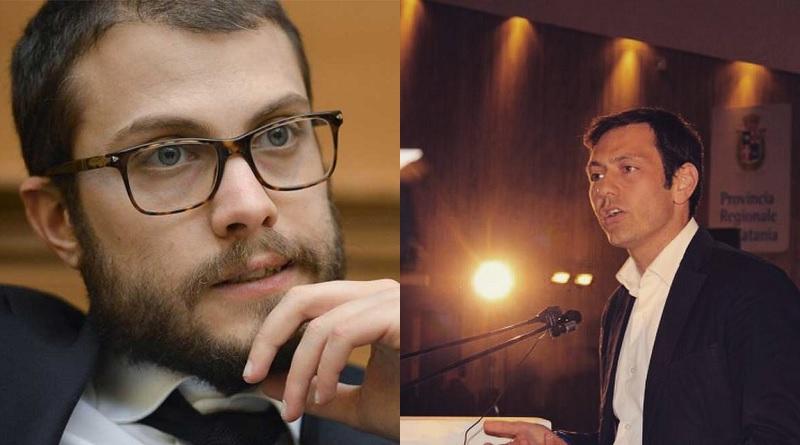 Fausto Raciti e Ruggero Razza: sogni nel cassetto e progetti futuri riposti in un vecchio libro. E oggi si ritrovano tra i corridoi dell'Ars