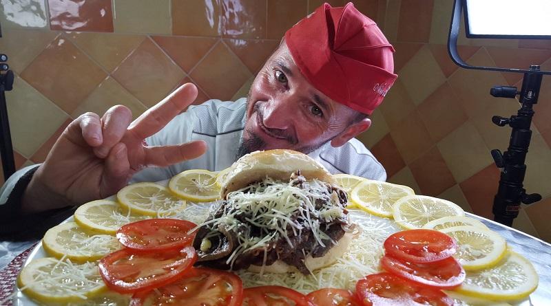 Diventa certificato il panino con la milza di Nino u' Ballerino, che riceve il riconoscimento ufficiale dell'Accademia del panino italiano