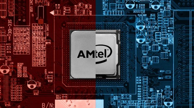 Intel, primo processore in collaborazione con Amd