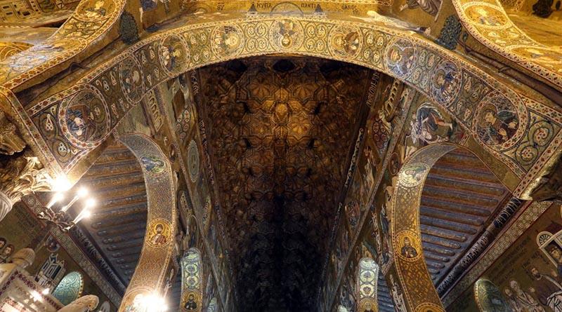 Cappella Palatina, Palermo. Sito Unesco
