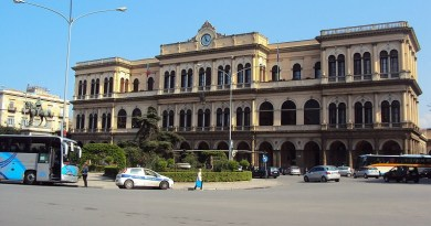 Stazione centrale Palermo