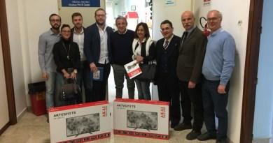 Palermo, televisori in dono per i piccoli pazienti del Policlinico