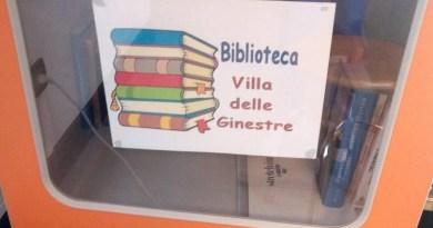 """L'appello della giornalista Antonella Folgheretti, vice presidente dell'associazione Sotto lo stesso sole: """"Riempiamo di libri la biblioteca di Villa delle Ginestre"""""""
