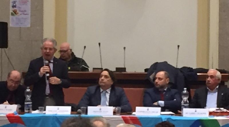 La Uil Pensionati celebra il primo congresso territoriale a Messina, riconfermando come segretari Giuseppe De Vardo e Nunzio Musca