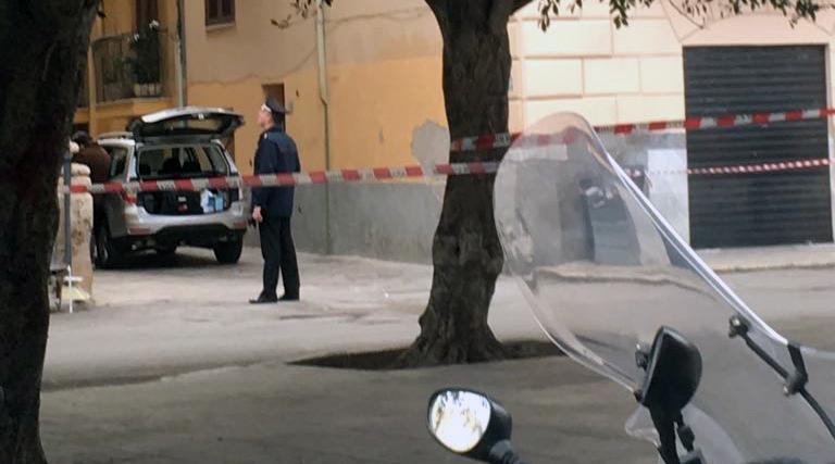 Polizia alla Kalsa