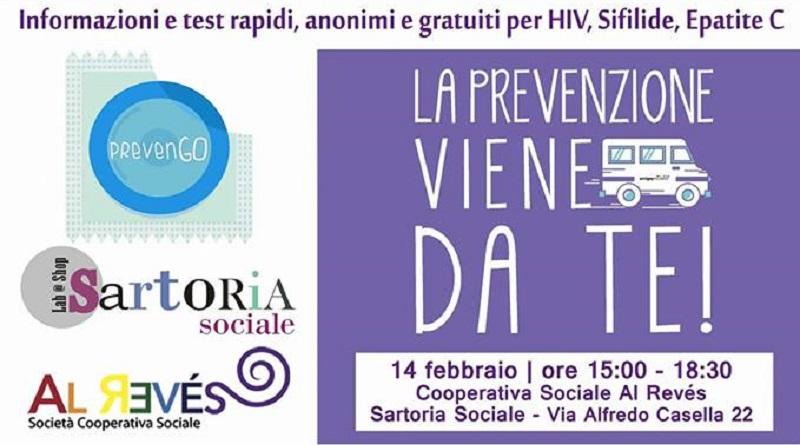 Il 14 febbraio Arcigay Palermo e la Sartoria Sociale mettono insieme le loro forze per un San Valentino all'insegna dell'amore sicuro