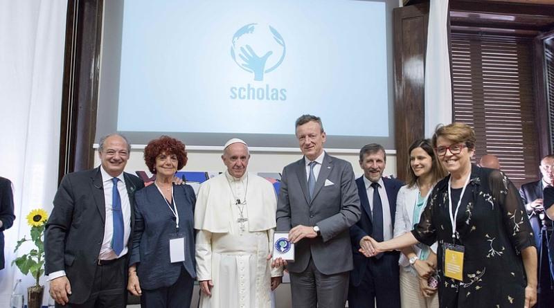 """""""Scholas Cittadinanza"""", il progetto educativo di Papa Francesco approda in Sicilia: coinvolte diverse scuole di Palermo"""