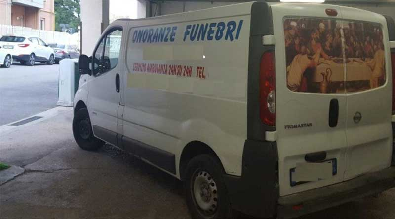 Termini Imerese, tentata rapina con furgone delle onoranze funebri: sei arresti