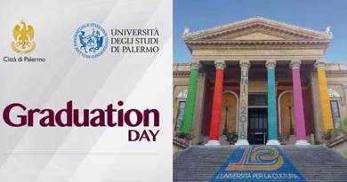 Graduation Day, i laureati di Unipa in corteo il 24 marzo da Giurisprudenza al Teatro Massimo