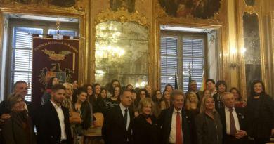 Dichiarazione di amicizia e cooperazione tra Palermo e la Contea di Cook, cerimonia a Palazzo Comitini