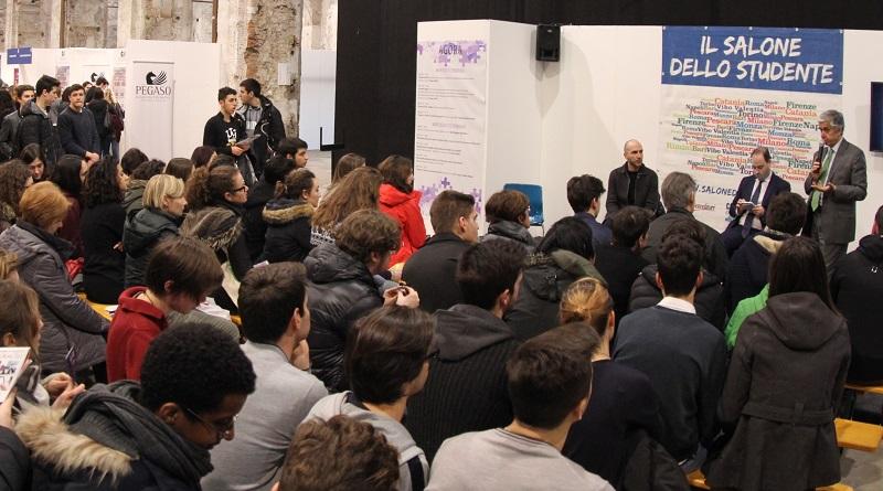"""Debutta a Palermo il """"Campus Orienta"""" del Salone dello Studente alla Fiera del Mediterraneo. Tra i protagonisti anche l'Università Telematica Pegaso"""