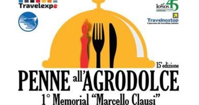 Penne all'Agrodolce, la quindicesima edizione sarà in ricordo di Marcello Clausi