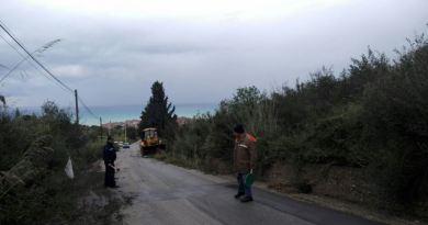 Madonie, frana nella SP 9: chiuso un tratto di strada