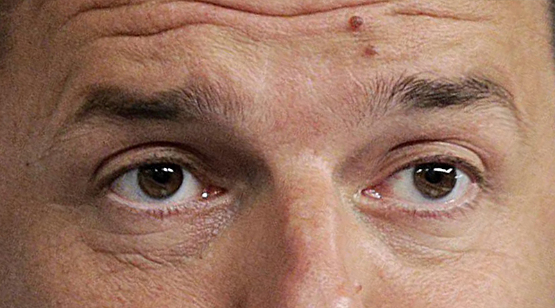Occhi Matteo Renzi