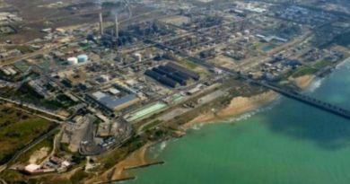 Approvato il Piano di riqualificazione e riconversione industriale di Gela: 20 milioni di euro, 10 dei quali finanziati dallo Stato, per i progetti di riconversione