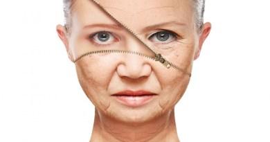 La disidratazione della pelle è la causa delle rughe facciali