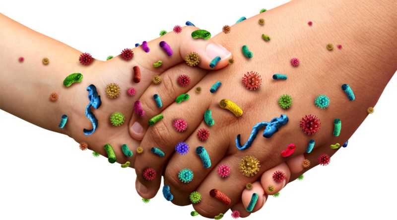 Gli asciugamani ad aria nei bagni pubblici favoriscono diffusone di batteri