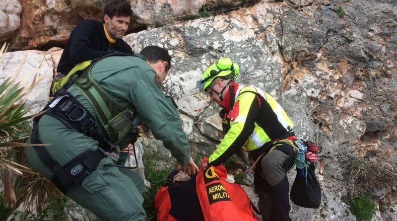 San Vito Lo Capo, climber francese ferito da masso durante un'arrampicata