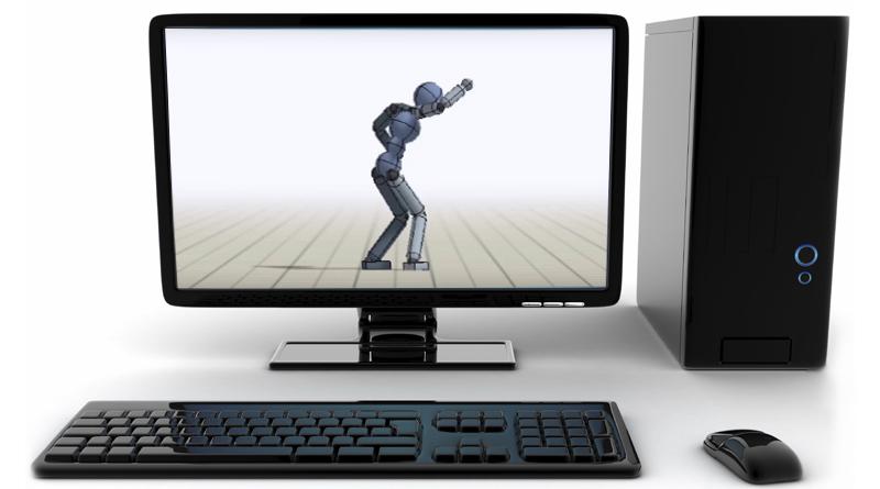 Il primo stuntman virtuale per animazioni più realistiche