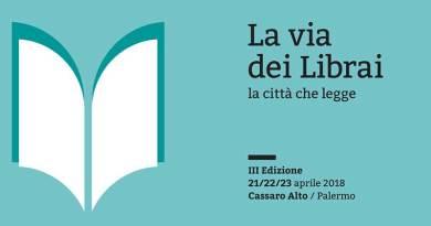 """A Palermo la terza edizione de """"La Via dei Librai"""""""