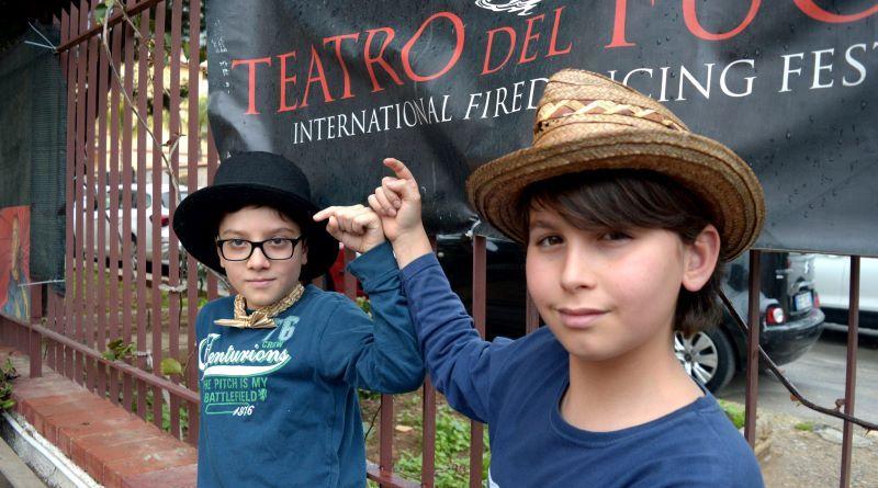 Teatro del Fuoco Kids, a La Via dei Librai rappresentazione teatrale dei più piccoli