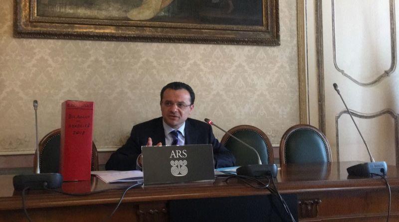 Conferenza stampa di Cateno de luca
