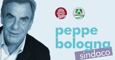Peppe Bologna candidato sindaco di trapani
