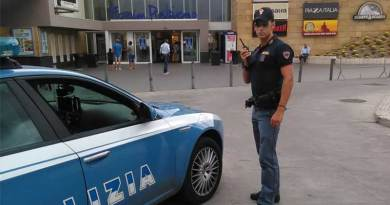 Palermo, furto nel parcheggio del Forum: due arresti