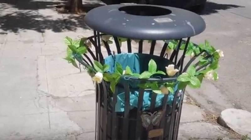 cestini fioriti