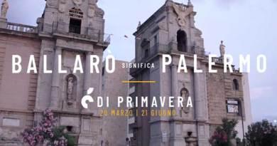 """""""Ballarò significa Palermo"""", tutti gli eventi del prossimo weekend"""