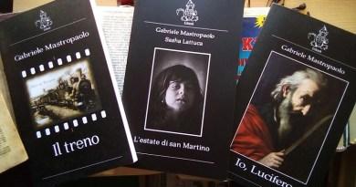 Intervista a Gabriele Mastropaolo, artigiano della parola: il suo un nuovo romanzo dopo L'Estate di San Martino, Io e Lucifero e Il treno