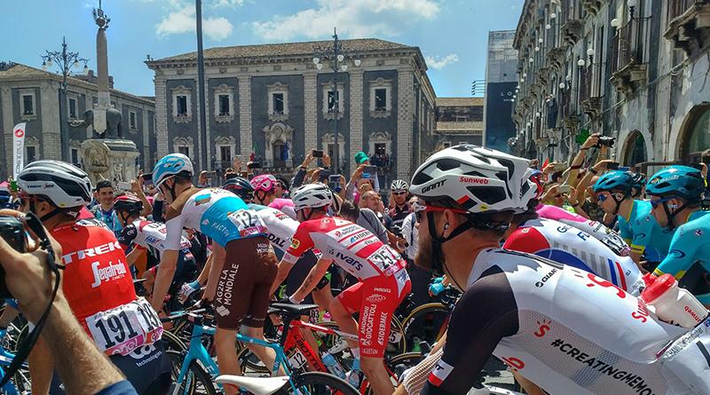 Giro d'Italia a Catania