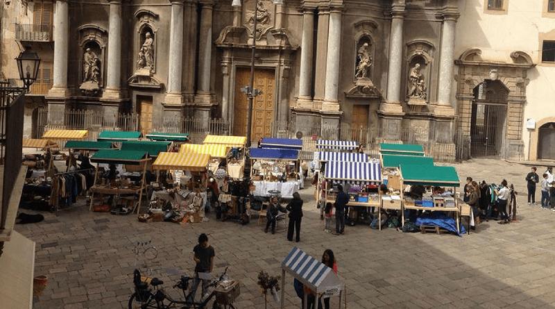 Sabato 12 e domenica 13 maggio in piazza Campolo a Palermo torna Hop Hop Market, l'innovativa Fiera Mercato dedicata all'artigianato siciliano