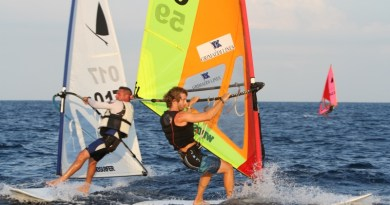 Windsurf, a Mondello regata nazionale. In gara sabato e domenica anche Rs.x e Techno 293