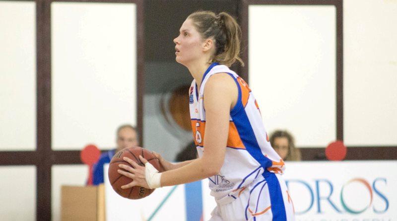 """Ieva Preskienyte, dalla Lituania all'Andros Basket Palermo: """"Il mio desiderio? Restare"""""""