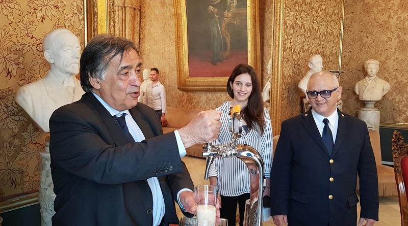 """Beer Bubbles, il Festival della Birra, in programma a Palermo dal 7 al 9 giugno, in via Maqueda. Orlando: """"Palermo è anche capitale italiana della birra"""""""