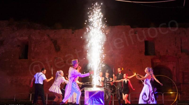 Teatro del Fuoco, dal 31 luglio a Palermo la XI edizione. Il 5 agosto tappa a Gibellina