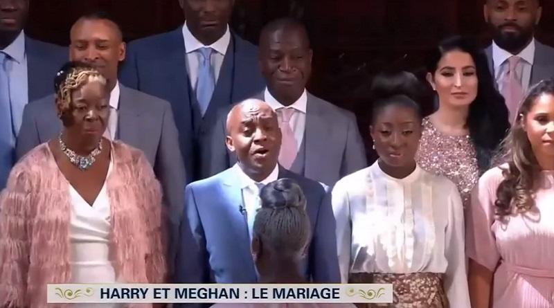Tra i momenti più emozionanti del Royal wedding, il matrimonio tra Harry e Meghan, il coro gospel americano che ha intonato il celebre brano Stand by me