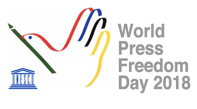 Giornata mondiale della Libertà di stampa