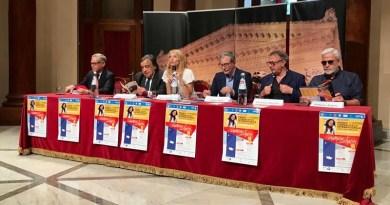 """La terza edizione di """"Lampedus'amore-Premio giornalistico internazionale Cristiana Matano"""", che si terrà a Lampedusa dall'8 al 10 luglio, presentata stamattina al Teatro Massimo"""