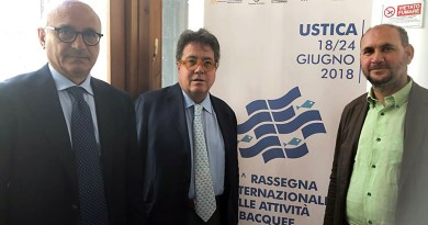 D'Francesco Arca, Sebastiano Tusa, Salvatore Livreri Consoli