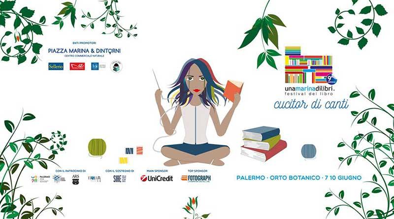"""Al via """"Una marina di libri"""" all'Orto Botanico di Palermo, domani l'inaugurazione"""