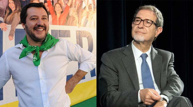 Matteo Salvini, Nello Musumeci