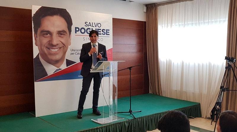 Salvo Pogliese è il nuovo sindaco di Catania
