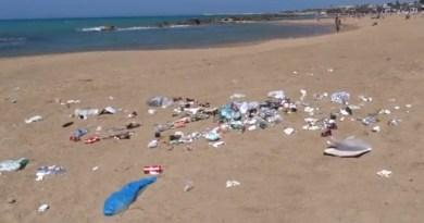 Mareamico San Leone rifiuti giornata mondiale dell'ambiente
