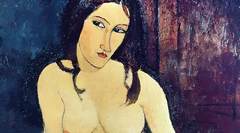 Modigliani, nudo di donna