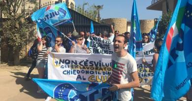 """Club Med di Cefalù, sospesa la protesta degli ex dipendenti: """"Aperto un tavolo alla Regione"""""""
